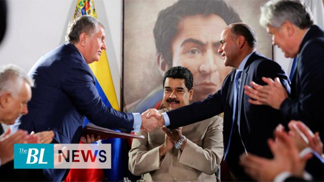 Venezuela: Maduro gives two gas fields to Russia