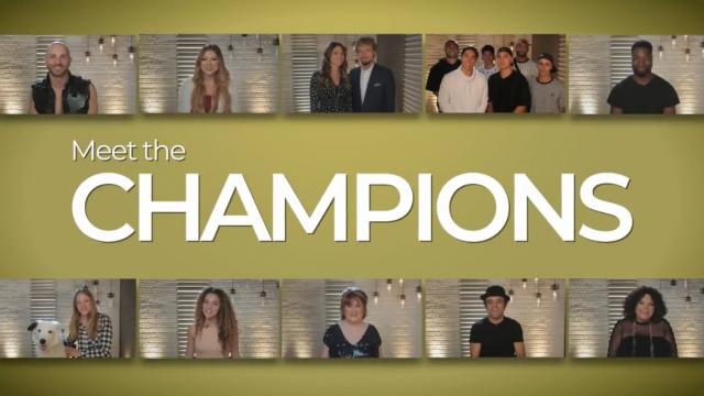 Meet The America's Got Talent Champions!