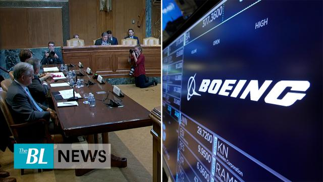 FAA Comes Under Scrutiny By Senators on Boeing Max oversight