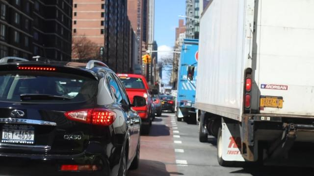 NYC will impose congestion toll