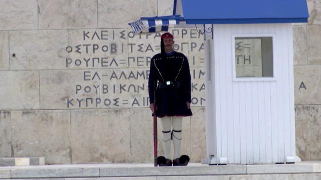 Athens silent as Greece enters second lockdown