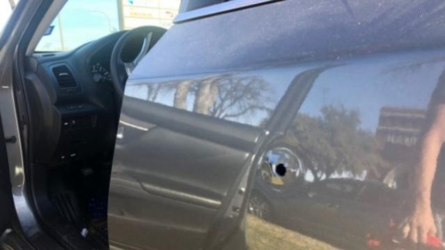 Family of 3 survives road rage shooting in Texas 'It could have been my last Christmas Eve'