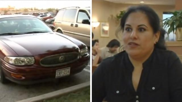 Luby's waitress inherited us$50,000 tip and a car after 7 years of patience with a 'difficult' diner