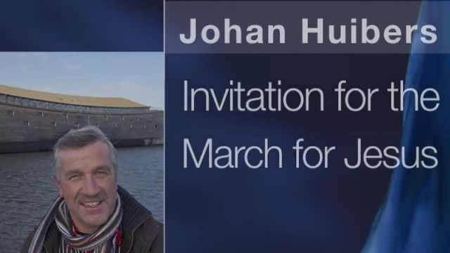 Johan Huibers Builds Himself An Ark To Inspire Fellow Christians!
