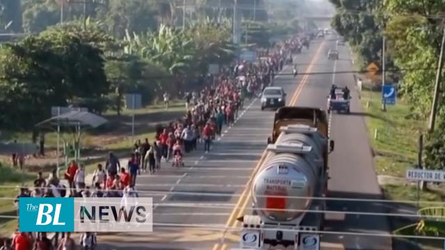 Illegal Migrants entering US from Mexico reach record figures