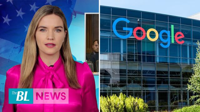 Trump Says 'Google Should be Sued'
