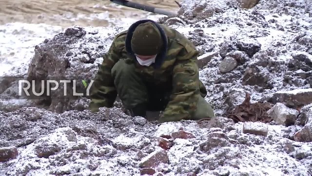 730 Skeletons And Counting: The WWII Mass Grave Found In Belarus