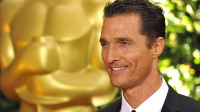 Matthew McConaughey reveals biblical inspiration behind his son's name