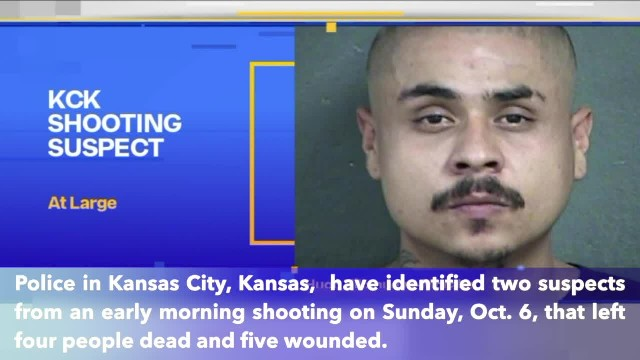 One suspect arrested, second suspect wanted in Kansas City, Kansas mass shooting