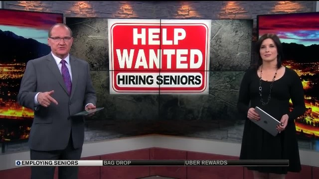 Fast food joints hiring senior citizens instead of teenagers​
