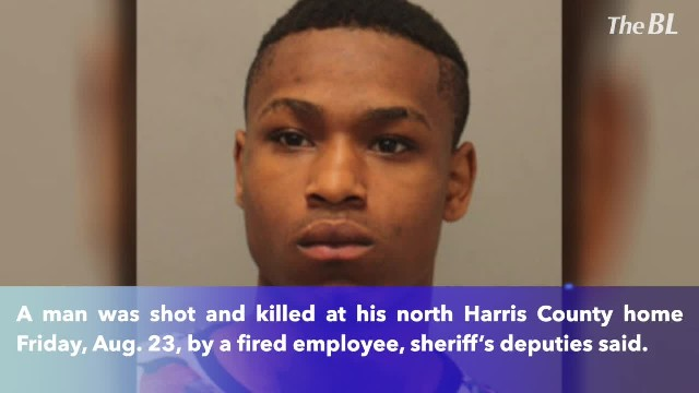 Former employee accused of fatally shooting boss hours after being fired from job
