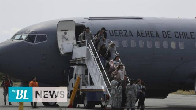Remains of missing Chilean airplane found