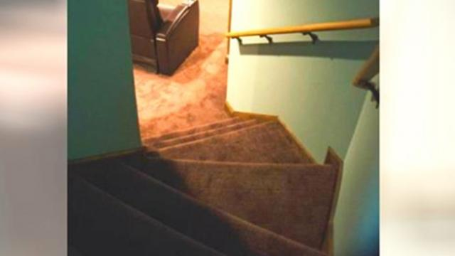 Man spends two years giving his boring basement an extreme makeover