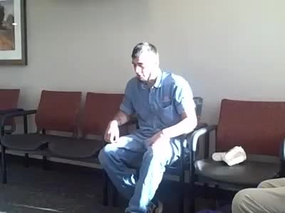 Man sings 'Victory In Jesus' in waiting room where grandmother was hospitalized