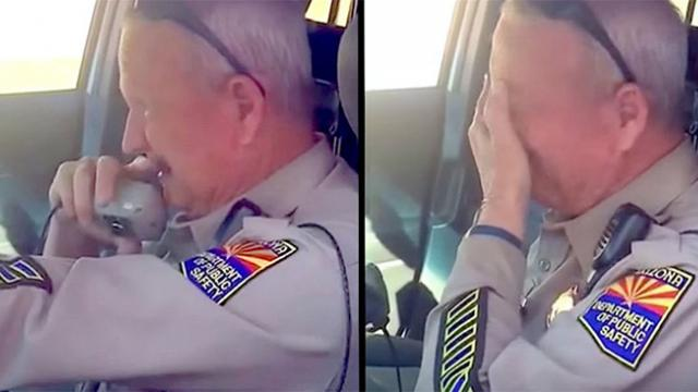 Trooper calls same number every day 37 years later he hears someone