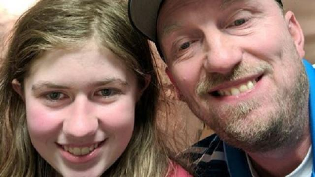 Jayme closs and family have a 'sense of some peace' during smiley reunions after her escape