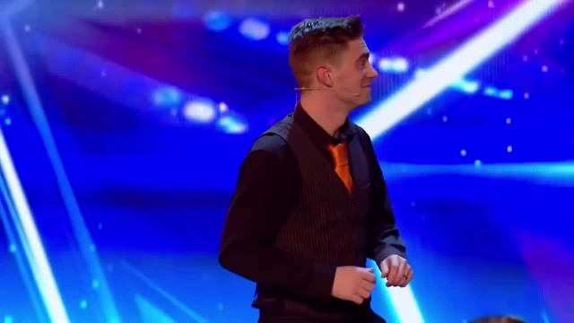 HILARIOUS Matt Edwards WINS Ant & Dec's GOLDEN BUZZER! - Britain's Got Talent 2017