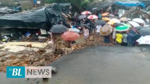 27 dead, 1000 evacuated as monsoon rains strike Mumbai