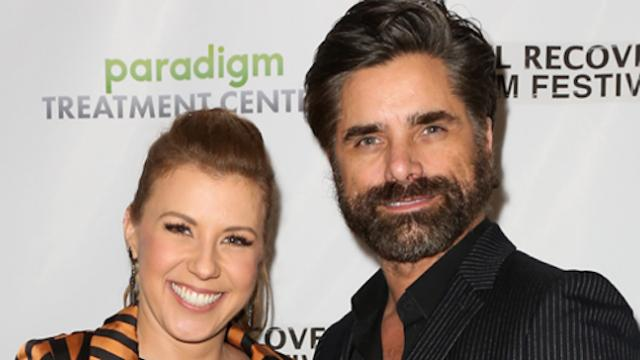 John Stamos reveals Jodie Sweetin helped him get sober after