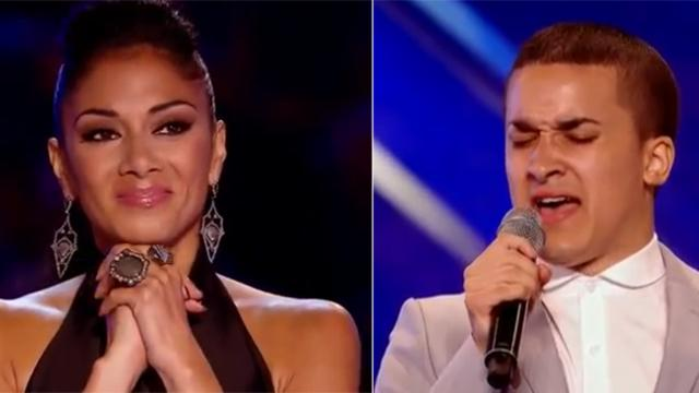 Nervous young man unleashes Etta James' mega-hit so gripping, judges soar from seats yelling 'a star