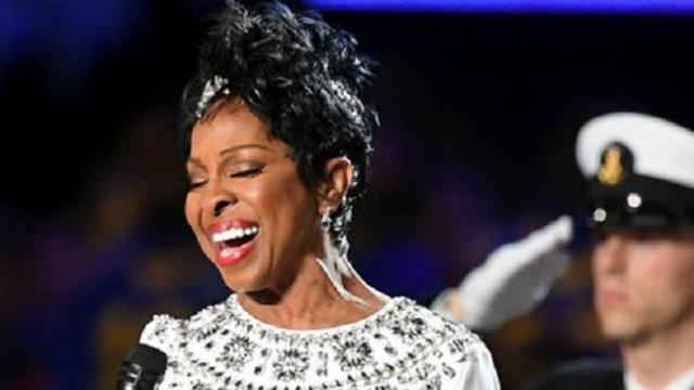 Gladys Knight brings grace and class to Super Bowl national anthem performance