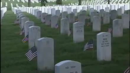 No Soldier Will Be Buried Alone Thanks To These Arlington Ladies