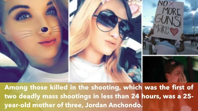 25-year-old mother died shielding her baby from shooter in El Paso, Texas Walmart