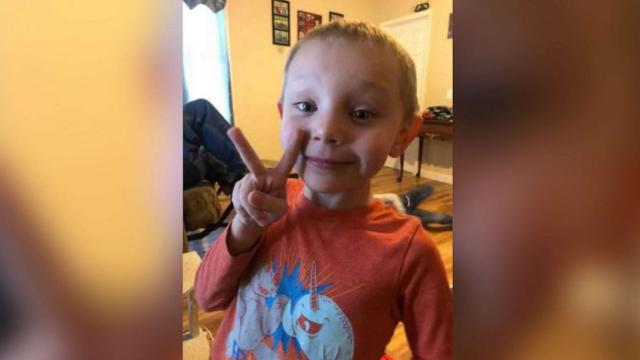 5-year-old boy found dead after vanishing from front yard on Christmas Day