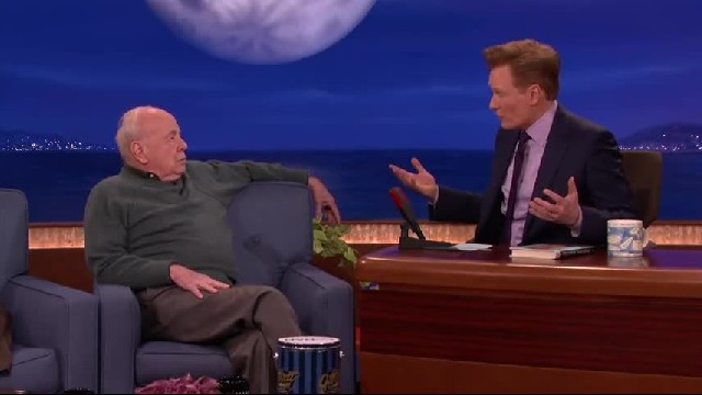 Tim Conway spills joke that made a co-star wet his pants on the Carol Burnett show