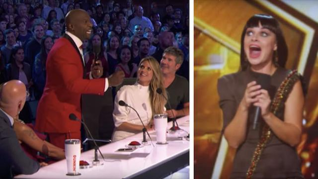 "Judge calls ""sand artist"" a champion — Terry Crews cuts him off & slams Golden Buzzer."