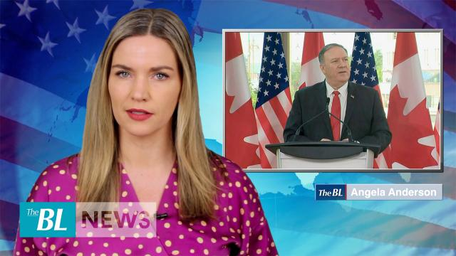 Pompeo, Freeland address China, Venezuela, Russia