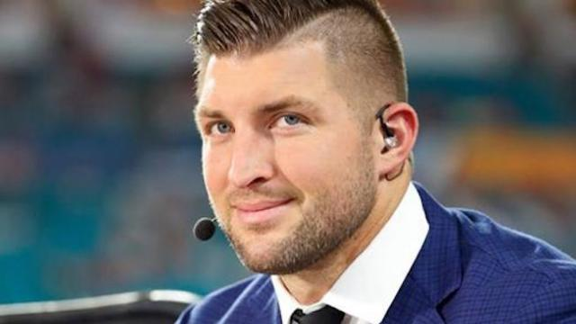 The biggest day of the year for Tim Tebow