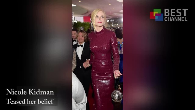 Nicole Kidman Teased For Her Faith And Taking Her Kids To Church