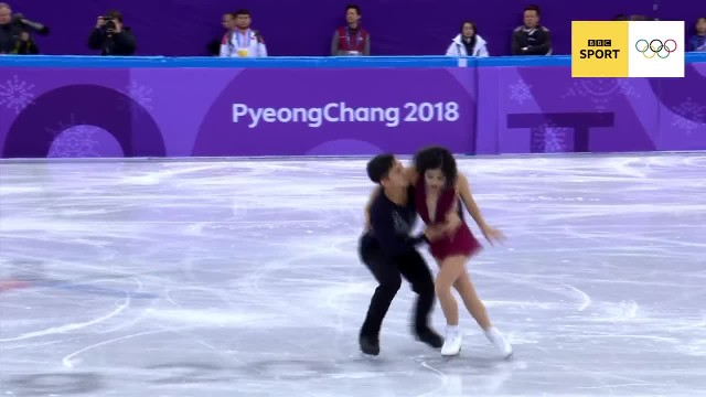 "Skating Duo Tears Up Ice With Gripping ""Hallelujah"" Routine That's Smashing Competition"