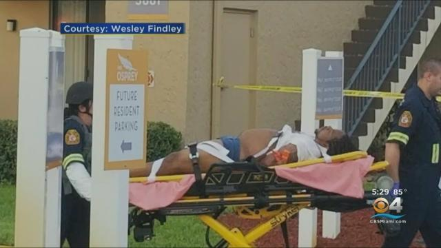 BSO Involved Shooting In Tamarac Under Investigation