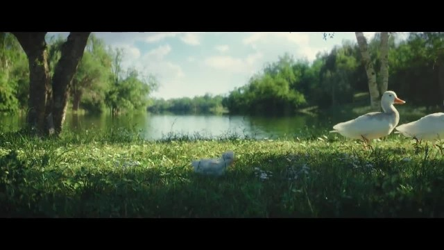 This Disneyland Paris Ad About a Duckling Who Idolizes Donald Duck Will Make You Melt