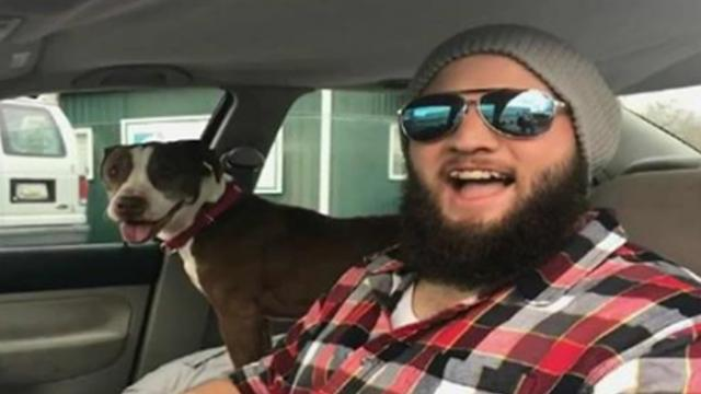 Stranger drives halfway across America to return lost dog