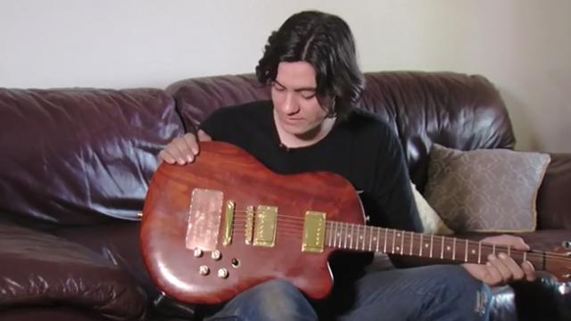 Stolen guitar housing brother's ashes found returned on doorstep
