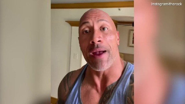 The Rock responds to alleged 'generation snowflake' interview: It 'never happened'