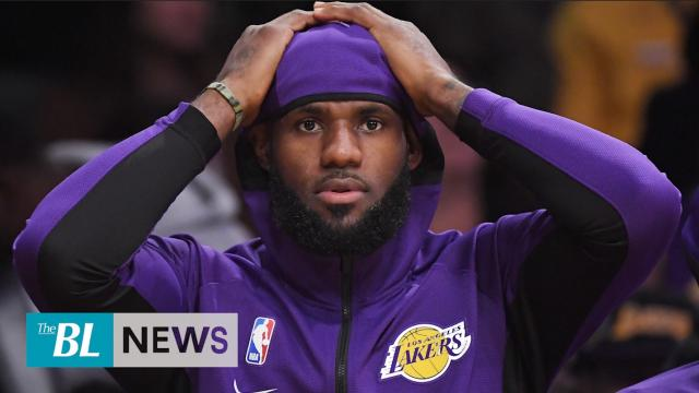 LeBron James faces tough criticism over Hong Kong comments