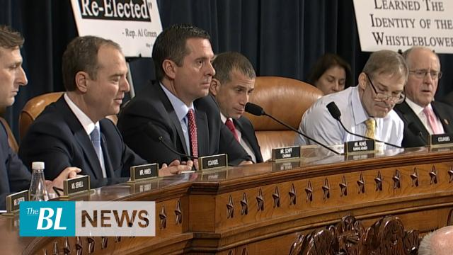 Republicans spar with Schiff over witnesses and whistleblower
