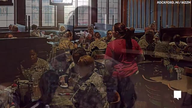 National Guard Troops Eat Lunch At Restaurant – Then A Customer Demands To See The Manager…