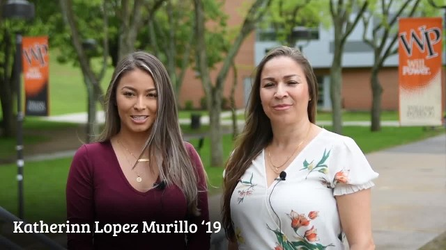 'We did it!' Mother, daughter graduate college together