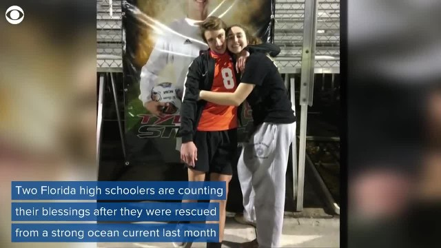Florida Teens Stranded at Sea Call Out to God, Rescued by Capitan of Ship Called 'The Amen'