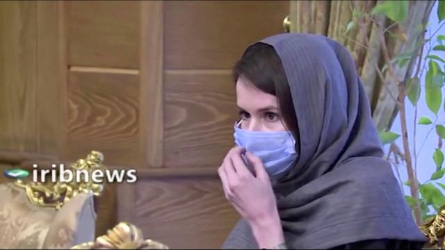 Academic freed by Iran thanks supporters