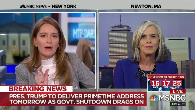Dem Rep. Admits Repairing Current Border Fencing Would Be Beneficial
