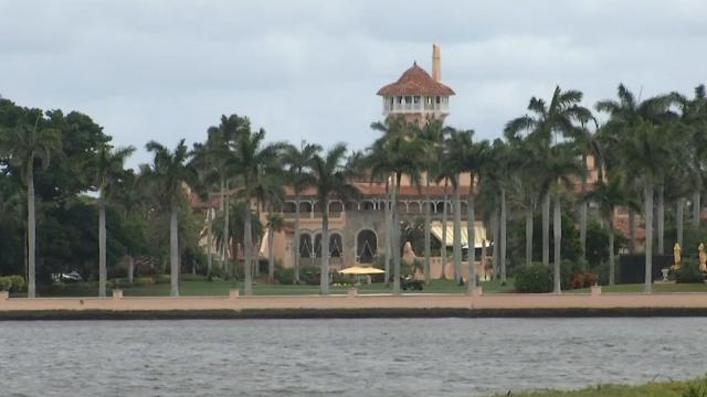 Security concerns at Mar-a-Lago