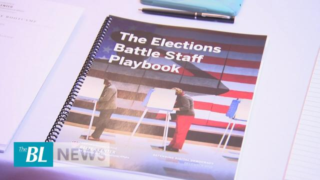 Military – style training for US election officials