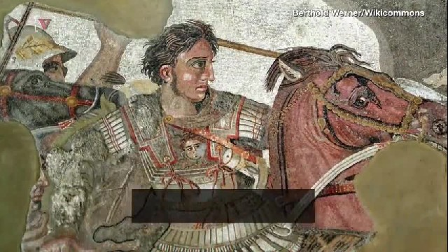 Declassified Satellite Images Show Lost City Of Alexander The Great