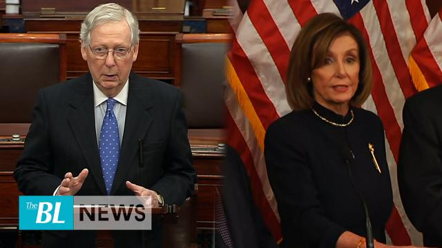 McConnell says impeachment sets a toxic new president
